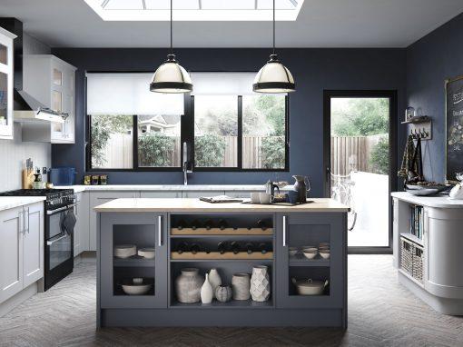kitchen manufacturer yorkshire hugel kitchens yorkshire